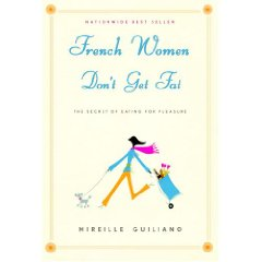 Mireille Guiliano's book