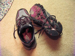 my faithful shoes